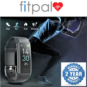 Genuine FITPAL Bluetooth Smart Watch Heart Rate Activity Fitness Tracker Fitbit