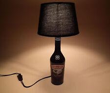 BAILEYS - Flaschen Tischlampe Lampe LED 220V mit Schalter, Version S1