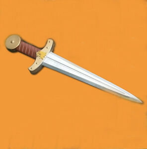 """18"""" Foam Knight Sword for Kids Cosplay Props Templar Medieval Rampant Lion Toys"""