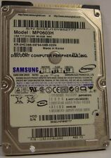 """60GB 2.5"""" IDE Drive Samsung MP0603H Tested Good Free USA Ship Our Drives Work"""