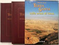 Cristianesimo - Terra Santa sulle orme di Gesù (2 volumi) - Sacchi - Velar 2010
