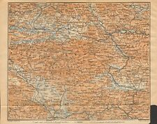 Antique Europe City Maps eBay