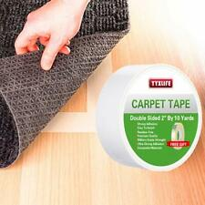 Double Sided Carpet Tape Removable Multi-Purpose Rug Tape Heavy Duty