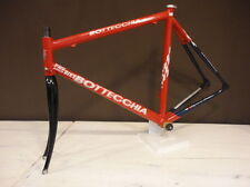 Bottecchia scandium road bicycle frameset carbon fork 55 cm VGC fixie fixed ss