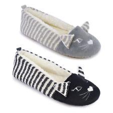 Cat Regular Slippers for Women