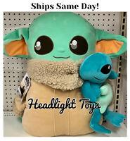 STAR WARS Ginormous Cuddle Plush The Mandalorian Child Baby Yoda Figure Stuffed