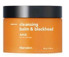 Hanskin Blackhead Cleansing Balm 80g Pore care Moisture Melting Elastic Soothing