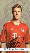 Holger Badstuber (Bayern München) - 2012/2013 - original - DFB