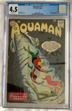 Aquaman #11 (1963) CGC 4.5 -- 1st appearance of Mera; Nick Cardy cover and art