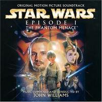 John Williams CD Star Wars - Episode I: The Phantom Menace - Europe