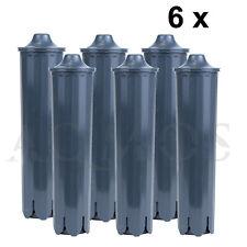 6x JURA CLARIS Original Wasserfilter SMART für Kaffeemaschine