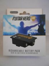 Guitar Hero Live rechargeable battery pack Power A Activision USB Cable Charger