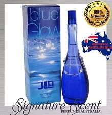 BLUE GLOW JLo 100ml EDT Spray  perfume women By JENNIFER LOPEZ New In Box (BNIB)