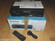 Funai D50Y-100M VHS-Videorecorder, komplett in OVP, BDA&FB, 2 Jahre Garantie