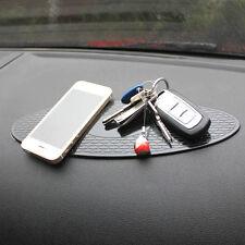 New 1Pc Practical Silica gel Black Anti-skid Pad Mat Car Accessories 28*9cm Use