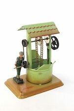 Vintage Toy Steam Engine