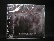 DARK LUNACY Weaver Of Forgotten + 2 JAPAN CD Will 'O' Wisp The Weaver Morgana