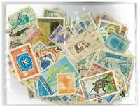 Lebanon 200 Different Stamps Mint & Used in Bag