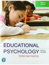 Educational Psychology :Theory and Practice by Robert Slavin 12e Int'l Paperback