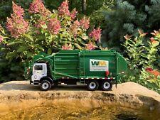 First Gear Garbage Truck 1/34 Scale Mack Waste Management 19-2924 Front-Loader