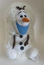 Disney Frozen Hide Away Pets Pillow Olaf Snowman Plush Stuffed Animal