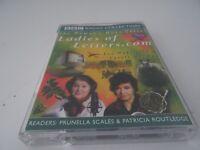 Ladies of Letters.Com by Carole Hayman (Audio cassette, 2001)