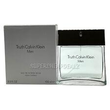 Truth by Calvin Klein for Men 3.3 oz EDT Spray NIB Authentic