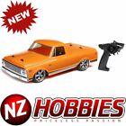 Losi LOS03034T1 1972 Chevy C10 Pickup 1/10 AWD V100 RTR Orange