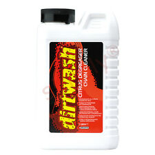 Weldtite Dirtwash Citrus Powerful Degreaser for Cycle/Chains/Gears 1000ml Bottle