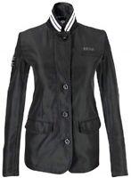 Original Mini Damen Jacke Frontwoman Jacket S Slim fit schwarz 80122179250 NEU
