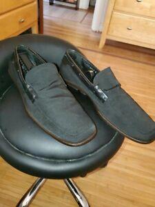 Gucci Men's shoe size 9.5 D 111 6074 8100% AUTH