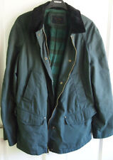 Zara Field Jacket  Jacket Cotton mix green Large