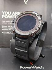 Matrix Powerwatch Series 2 Smartwatch - Heart Rate, GPS, Solar & Body Heat Power