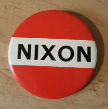 Vintage Nixon Campaign Button
