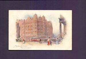 Midland Railway Hotels,Midland Hotel Manchester,W.Towle Manager      (RS10)
