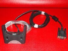 HP Compaq RS232 Serial 9 Pin Data Sync / Charging Cradle iPAQ H3600 176484