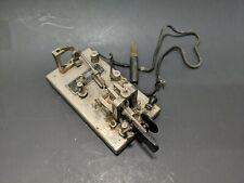Vintage Vibroplex Martin Junior / Lightning Bug Deluxe Telegraph Key Code 76004