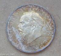 Coin Münze 5 Mark Ludwig der 3. 1914 D Jäger 53  Silber 900 König von Bayern