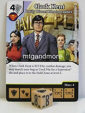 DC dice Masters - #113 Clark Kent Daily Planet photographer-World 's Finest