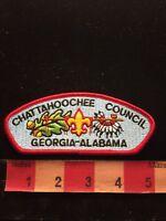 Boy Scouts CHATTAHOOCHEE COUNCIL Patch - Georgia / Alabama 85N4