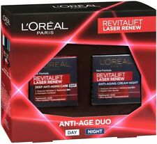 L'Oreal Revitalift Laser Renew Anti-aging Day 50 ml and  Night Cream 50 ml