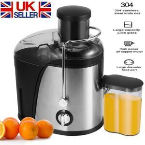 400W 350ML Juicer Machine Electric Blender Whole Fruit&Vegetable Juice Extractor