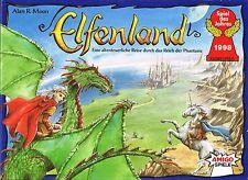 Elfenland von Amigo Spiele, Spiel des Jahres 1998, Spiel im TOP-Zustand