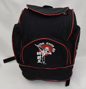 Taekwondo Ruck Sack Holdall Martial Arts TKD Training Gym Kit