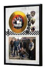 The Specials Gold CD, Autograph & Plectrum Display Ska/Two Tone/Madness