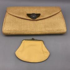 860db5fa45 Vintage Morris Moskowitz da Donna Borsa Chiusura a Scatto Cambio Portafoglio