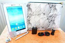 Samsung Galaxy TAB 2 P3100 l 7 Zoll l 48GB l XXL EXTRAS NEU l WLAN SIM 3G Weiss