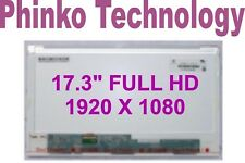 "NEW 17.3"" Full-HD LED LCD SCREEN N173HGE-E11 NI73HGE-E11 N173HGE-EII 40pin"