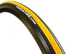 Kenda K1081 Kadence 700 x 23 Road Race Bike Tire Black Yellow Red Blue 260g