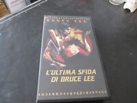VHS Film DIE LETZTE Herausforderung Von Bruce Lee 1998